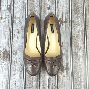 ALEX MARIE|Brown Hadley Professional Pumps SZ 8.5